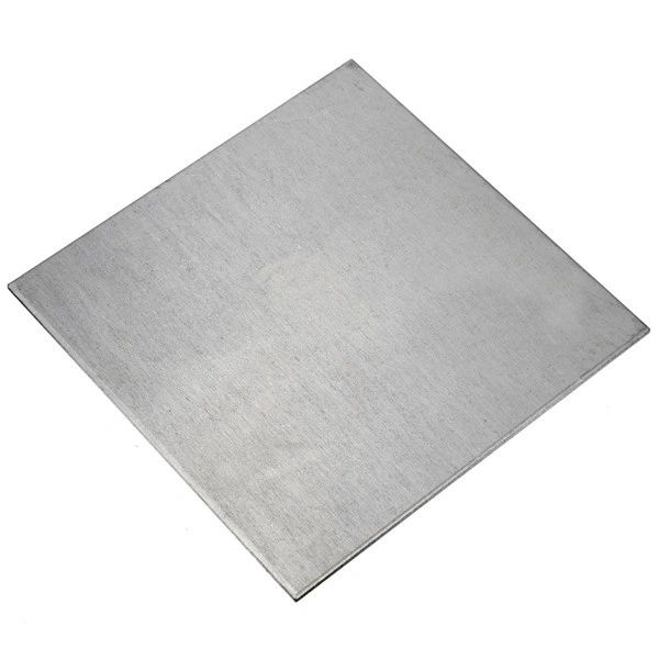 ".250"" x 12"" x 6"" 6al-4v Titanium Plate"