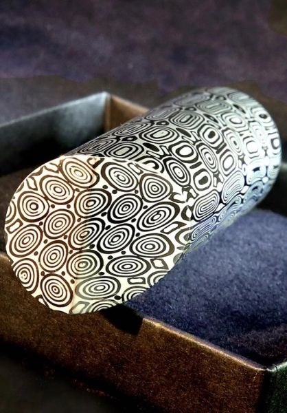 "27mm (1.06"") dia x per inch Damasteel Fenja"