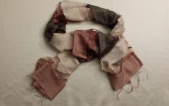 Transparent Silk Scarf