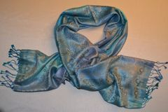 Silk Muffler (Medium)