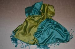 Mulberry Silk Reversible Scarf