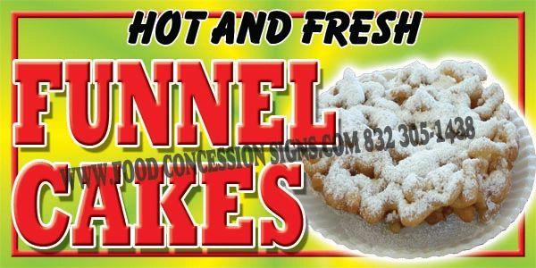 Funnel Cake Green