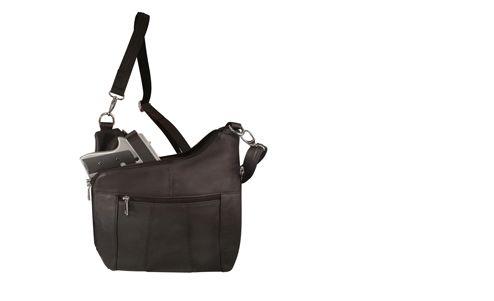 Quick Draw Gun Purse Concealed Carry Purse Packin Fur Defense