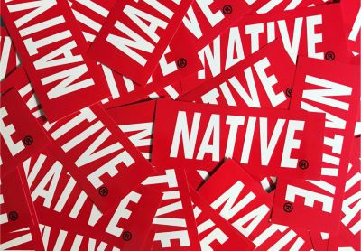 THE NATIVE BRAND®