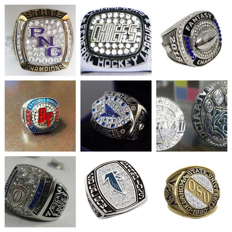 Custom Rings   Championship Bling Rings For Sale in USA-Best