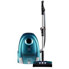 Riccar Pizzazz Canister Vacuum Cleaner