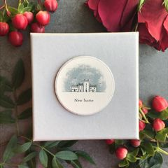 East Of India New Home Candle