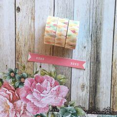 Washi Tape - Pastel Raindrops