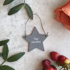 East Of India Top Teacher Little Star Sign