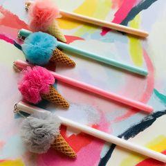 Ice Cream Charm Pen