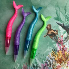 Mermaid Tail Pen