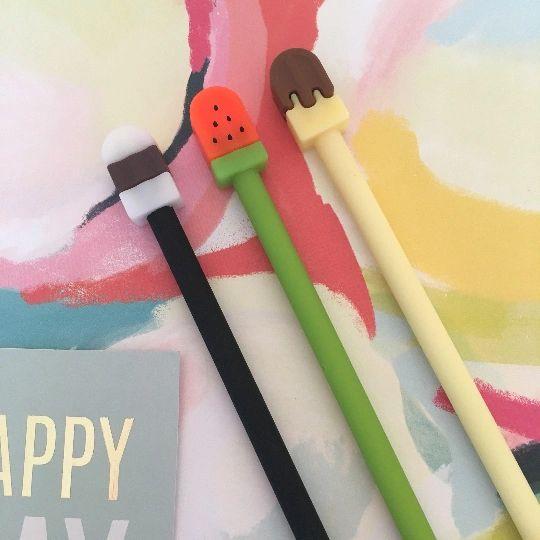 Popsicle Gel Pen