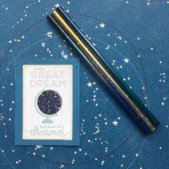 Starlight Wooden Pencils - Set Of 3
