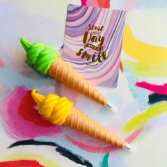 Ice Cream Cone Gel Pen