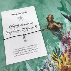 Will You Be My MerMaid Of Honour?