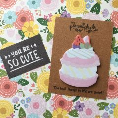 Dessert Sticky Note - The Best Things In Life Are Sweet!