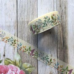Washi Tape - Wildflower