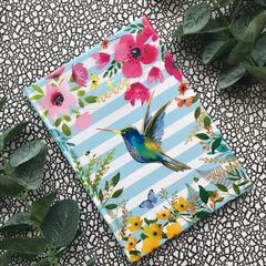 A6 Hummingbird Notebook