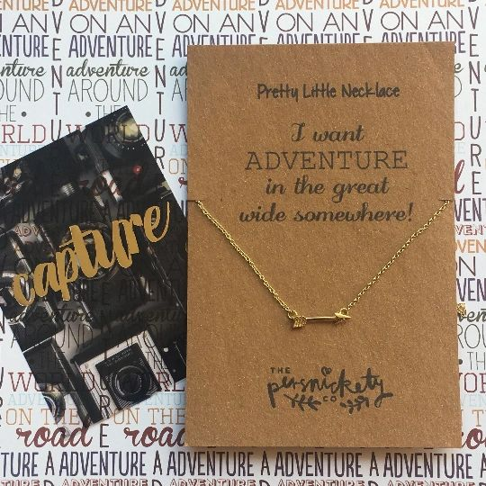 I Want Adventure In The Great Wide Somewhere!