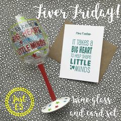 FIVER FRIDAY! It Takes A Big Heart Gift Set