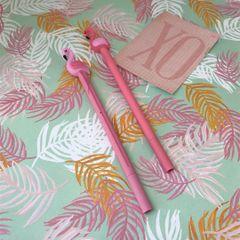 Pink Flamingo Gel Pen