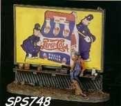Pepsi Cola Sculpture