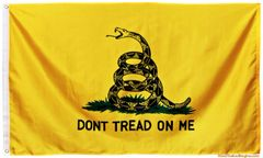 Gasden: Don't Tread on Me H&G