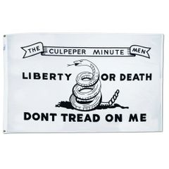 Culpepper: Don't Tread on Me H&G