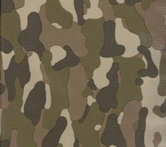 Camouflage Heavy Embossed Gift Wrapping Paper - 30In x 6Ft Sheet