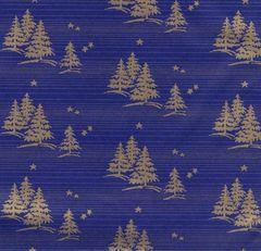 Christmas Trees & Stars Gift Tissue Paper - 20 Sheets
