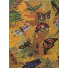 Busy Bugs Tissue Paper - 120 Sheets