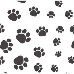 Puppy Paws Tissue Paper - 120 Sheets