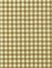 Gold Foil on Ivory Gingham Gift Tissue Paper - 10 Sheets
