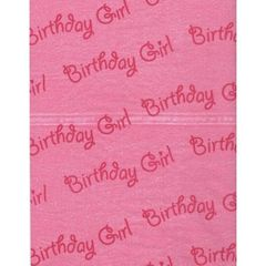 Birthday Girl Gift Tissue 3.98Paper - 10 Sheets