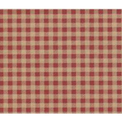 Red Gingham on Kraft Tissue Paper - 240 Sheets
