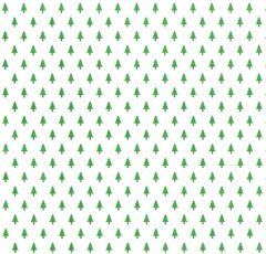 Little Christmas Trees Tissue Paper- 120 Sheets