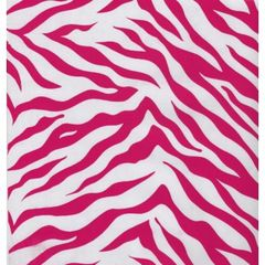 Pink Zebra Gift Wrapping - 30 Ft Roll