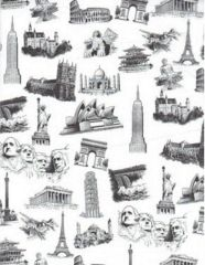 World Travel Tissue Paper - Ten Sheets