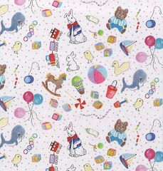 Baby Toys Tissue Paper - Ten Sheets