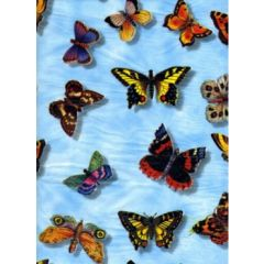 Butterfly & Sky Tissue Paper - 120 sheets