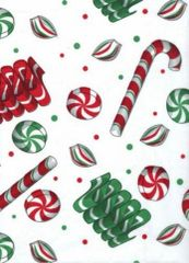 Holiday Sweets Christmas Tissue Paper - 120 Sheets