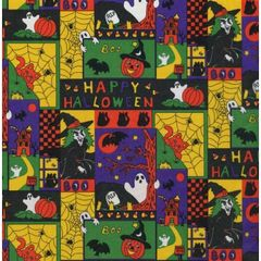Happy Halloween Gift Tissue Paper - 120 Sheets