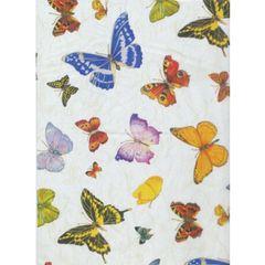 Beautiful Butterflies Tissue Paper - Ten Sheets