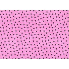 Speckled Raspberry Pink Tissue Paper - Ten Sheets