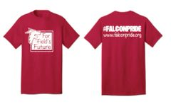 Field Levy Support Basic 50/50 Blend T Shirt