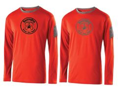 NEW Unisex Electron Long Sleeve Shirt with Reflective Logo Option