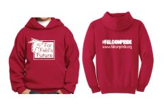 Field Levy Support 50/50 Basic Hoodie
