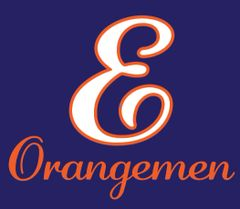 Ellet- Orangemen Logo
