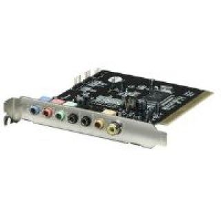 Manhattan PCI Sound Card 7 Channel