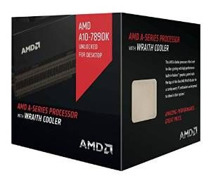 AMD A10 7870K Black Edition A-Series APU with Radeon R7 Graphics AD787KXDJCSBX